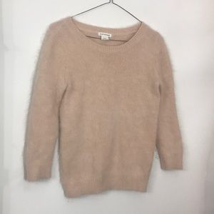 CLUB MONACO ANGORA blend sweater size XS